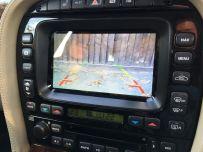 Reverse Camera Input & Video Input Kit for JAGUAR X Type / S Type/ XJ / XK with Separate Navigation Computer