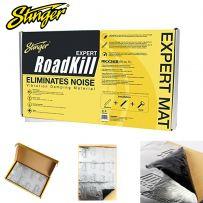Stinger Expert Sound Proofing Deadening Damping Material Bulk Pack - 9 Sheets!