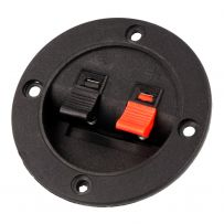Subwoofer Speaker Bass Sub Box Connector Round Terminal Binding Post