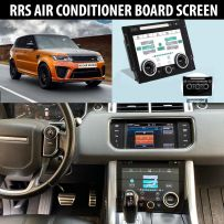 Air Conditioner Climate Touch Control Board Screen for Range Rover Sport 2013-2017 Original Style
