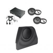 Audison Prima APSP 6 Golf VI Plug & Play Speaker Sound Upgrade kit with Sub