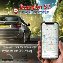 ScorpionTrack Driver S7-ALS Advanced Vehicle GPS Tracking System Insurance Approved