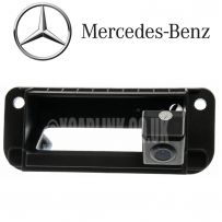 Mercedes Trunk Tailgate Boot Handle Reverse RearView Camera