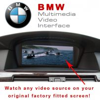 BMW iDrive (CCC) 3 5 6 Series X5 X6 Multimedia Video Interface With PIP