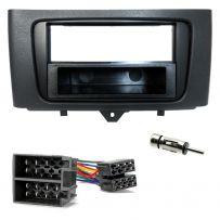 Smart ForTwo Single Din OEM Fascia Adaptor Car Stereo Fitting Kit