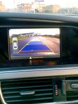 Front and Rear Camera Input for Volkswagen / AUDI with 3GMMI System