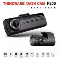 Thinkware F200 Taxi Minicab Uber Drivers Front & Rear  Dashcam CCTV Camera With WiFi