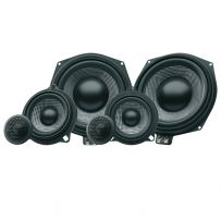 BMW Car Audio Upgrade MTX Speakers & Subwoofers  Upgrade Kit for BMW E, F Series X3, X5 and Mini