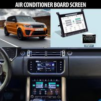 Air Conditioner Climate Touch Control Board Screen for Range Rover Sport 2012-2018 Original Style
