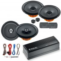 Hertz Dieci 2 Way System Component & Coaxial Speakers 6.5