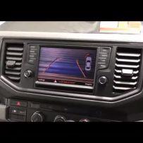 Front & Reverse Camera Integration Kit for Volkswagen Crafter 2018