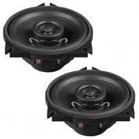 Match UP X4BMW.FRT.3 2 Way CarSpeakers  For BMW