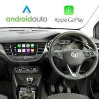 Wireless Apple CarPlay Android Auto Interface for Vauxhall Grandland, Crossland X 2016 Onwards with Navi 5.0 (8