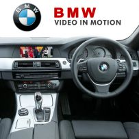 BMW 5 GT 7 Series F10 F11 F07 Video Media In Motion Activation Interface For CIC