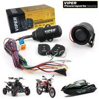 Viper 3121V Waterproof Motorbike Bike ATV Quad Boat Alarm System + Shock Sensors