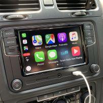 Volkswagen, Seat, Skoda (VAG) MIB I/II Apple Carplay Android Auto Retrofit Interface