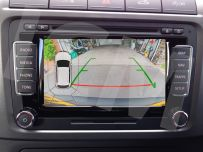 Volkswagen, Seat, Skoda VAG MIB2 Multimedia Rear Camera Interface
