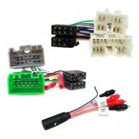 VOLVO C70, S60, S70, S80, V70 ISO & Amplifier Wiring Lead for Car Stereos