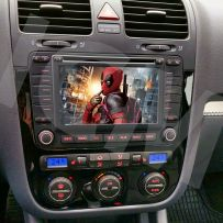 Volkswagen, Seat and Skoda MFD2 Multimedia Video Interface