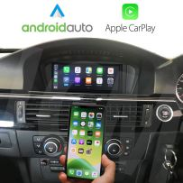 Wireless Apple CarPlay Android Auto For BMW CIC 1/3/5/6/7/X1/X3/X5 Series E90/E87/F10