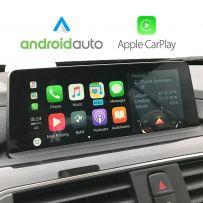 Wireless Apple CarPlay Android Auto NBT EVO Widescreen 8.8/10.2″ BMW F10/F20/F30 1/2/3/4/5/6/X1/X2/X5/X6 SERIES 2016-2019