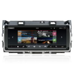 """10.25"""" Car Multimedia Player 4G+64GB Android 10 with built-in Apple CarPlay & Android Auto for Jaguar XF 2016-2018"""