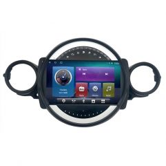 """9"""" Android 10 Car GPS Navigation Stereo Multimedia Player Custom Fit For BMW Mini Cooper R56 R60 R51 2006-2014"""