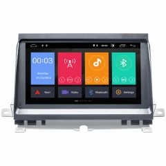 """7"""" Android 10 Car GPS Navigation Stereo Multimedia Player Custom Fit For Land Rover Discovery 3 (2004-2009)"""