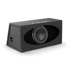 """JL Audio HO Wedge Ported Enclosure 12"""" Car Subwoofer Bass Box with Single 12W7-3 Driver - Anniversary Edition"""