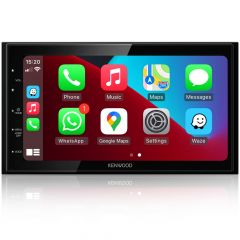 "KENWOOD DMX5020DABS 6.8"" Apple CarPlay Android Auto Bluetooth DAB USB Car Stereo"