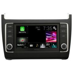 "AVIC-EVO1-PL2-VAL Pioneer 7"" Stereo Satin Black  Custom Made for VW Polo 6C with Apple CarPlay & Android Auto"