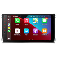 9'' Android 10 Car Stereo GPS Navigation System with Built-in Carplay and Android Auto Custom Fit for Porsche Cayenne (2003-2010)