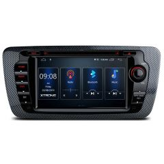 PSD70IBS 7'' Android 10 HD Screen Multifunctional Car DVD PLAYER Custom Fit for Seat Ibiza MK4/6J 2009-2013