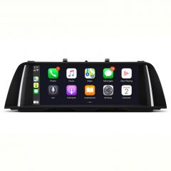 """QB10FVCIS BMW 5 Series F10/F11 with CIC System 10.25"""" Android 10  Multimedia Navigation System with built-in CarPlay"""
