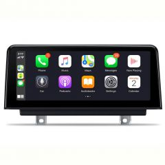 """QB10NBTHS 10.25"""" Android 10 Car Multimedia Navigation System with Built-in CarPlay Custom Fit For BMW with NBT System"""