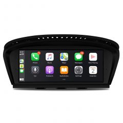 """QB8060CCS 8.8"""" Android 10 Octa-Core4GB + 64GB ROM Car Stereo with built-in CarPlay For BMW 3 Series/5 Series with CCC System"""