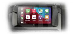 """SPH-EVO64DAB-CLIO Pioneer 6.8"""" Renault Clio IV 2012 Onwards DAB+ Radio Apple Car Play, Adroid, Bluetooth Stereo"""