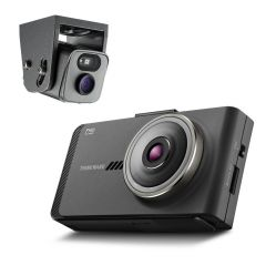 Thinkware X700-2CH Touch Screen Front & Waterproof Rear Exterior Dash Cam Full HD Super Night Vision For Commercial Vehicles, Vans & Trucks
