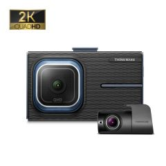 Thinkware X1000 2ch Front & Rear Dashcam 2K QHD with 3.5″ LCD Touchscreen 32GB