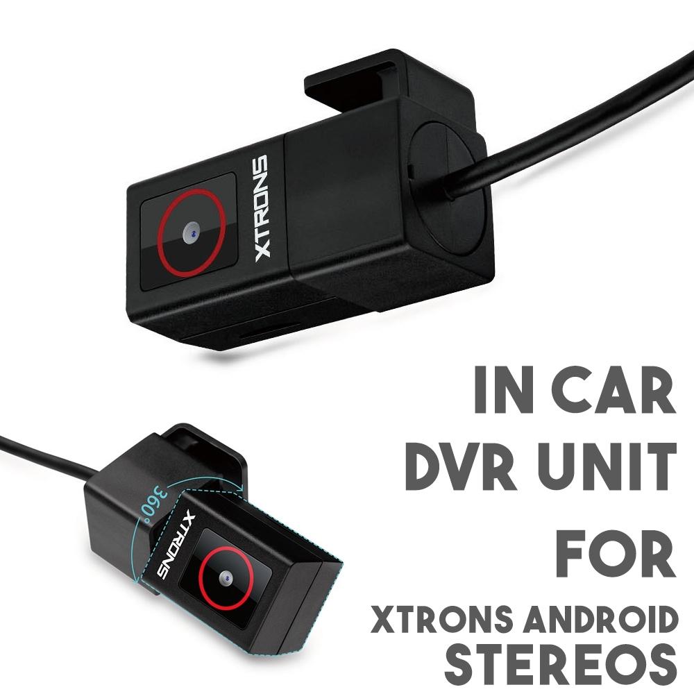 xtrons hd weitwinkel drehbar auto dashcam dvr kamera f r. Black Bedroom Furniture Sets. Home Design Ideas