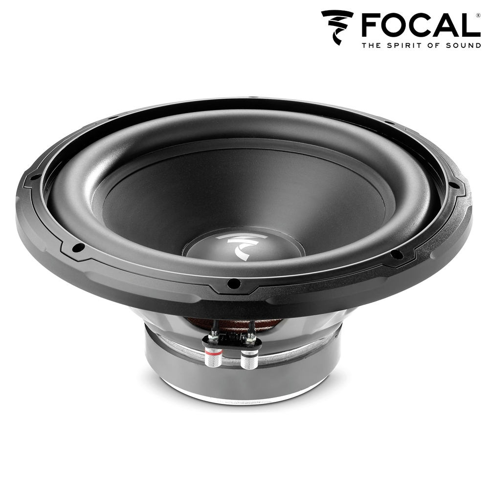 Focal Auditor Rsb 300 12 Dual Voice Coil 4 Ohm Car Bass Sub Wiring In Addition 1 Subwoofer 600w