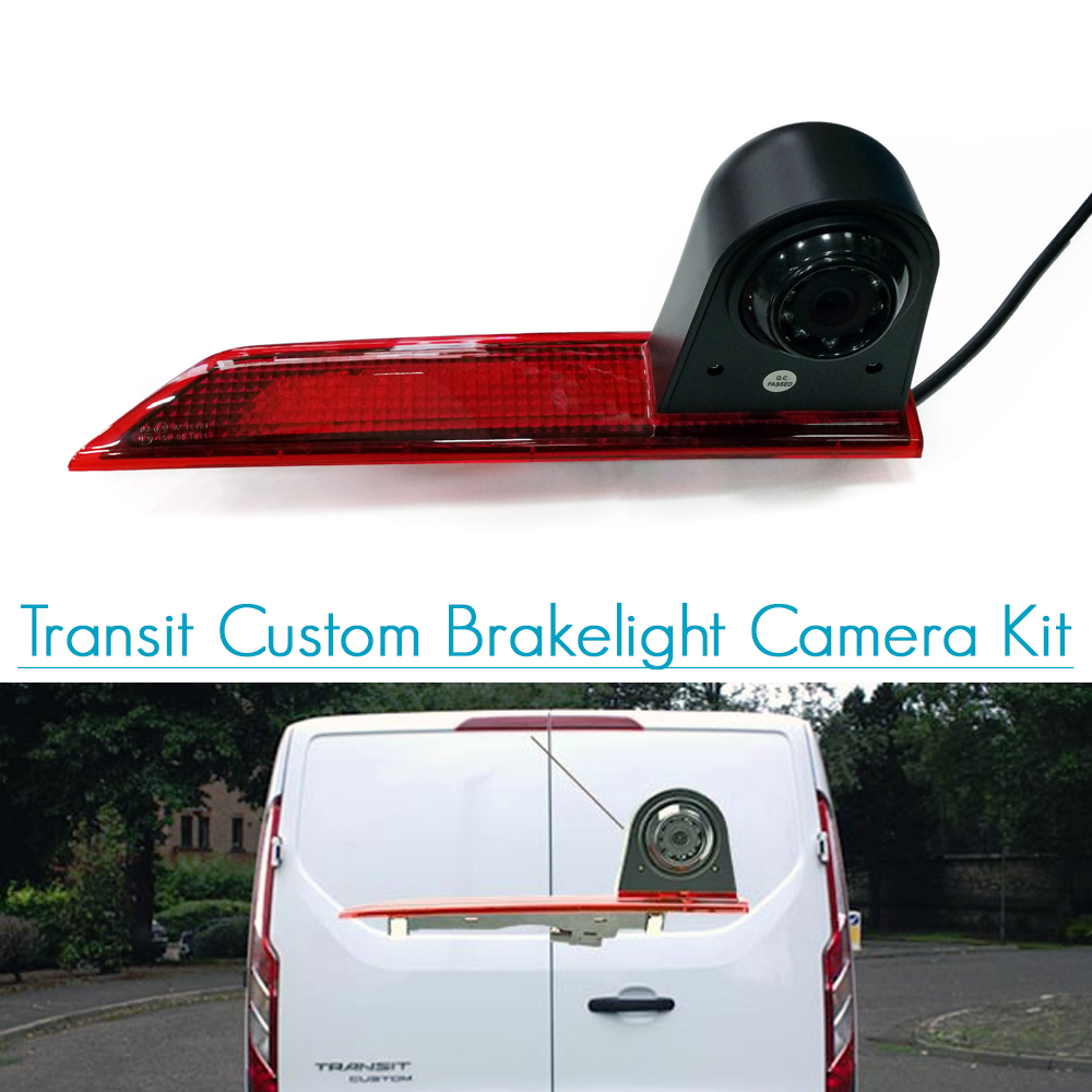 32693640d0 Details about Door Brake Light Rear View Parking Van Reverse Camera For  Ford Transit Custom