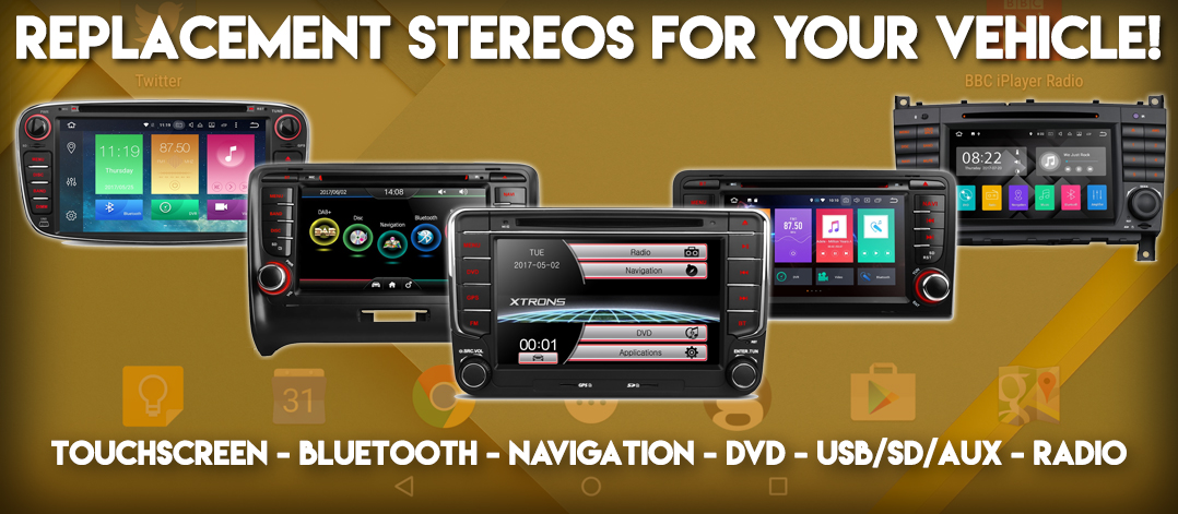 In Car Music | Car Audio UK | Car Speakers | Car Stereos London, UK
