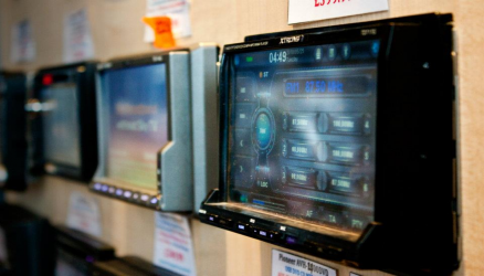 Double Din Display