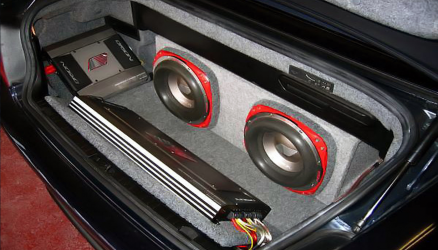 Orion Dual Subs