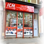 1 In Car Music Store Outside