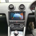 AUDI A3 Car Stereo Replacement with Reversing Camera