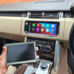 Android Stereo Upgrade 10inch on Range Rover Sport 2015