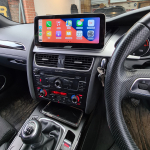 Audi A4 12.3 inch Stereo Upgrade