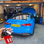 Audi A5 2020 Meta Trak S5 Security Tracking System